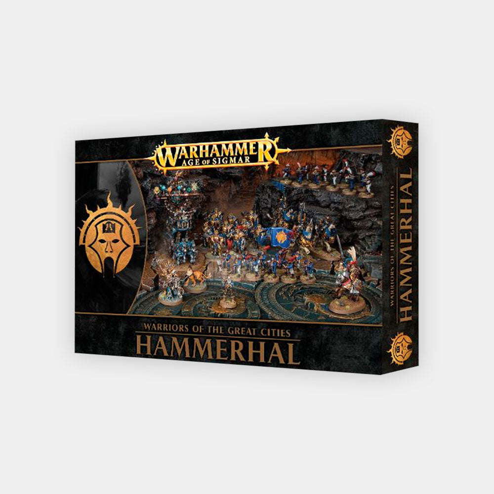Warriors of the Great Cities: Hammerhal