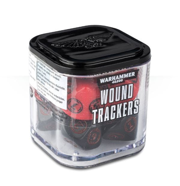 Wound Trackers Red