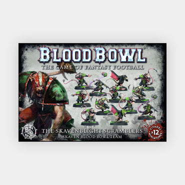 Blood Bowl Skavenblight Scramblers