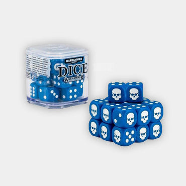 Games Workshop Dice Cube - Blue