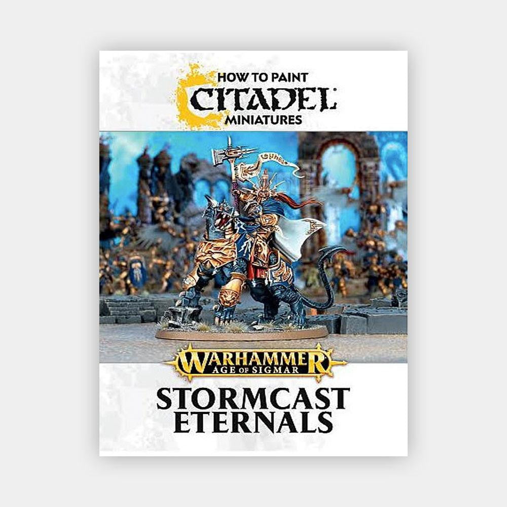 How to Paint Stormcast Eternals