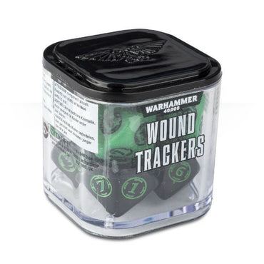 Wound Trackers Green
