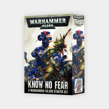 Know No Fear Starter Set