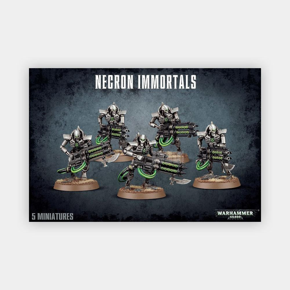 Necrons Immortals