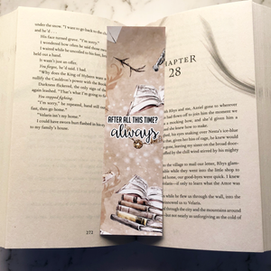 'Always' Bookmark
