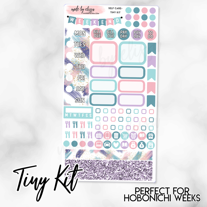 Self Care Weekly TINY KIT