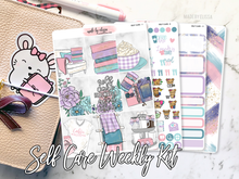 Self Care Weekly Sticker Kit