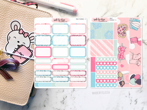 Treat Yourself Weekly Sticker Kit