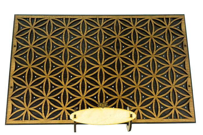 Flower of Life Sacred Frame