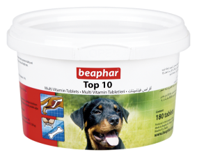 Beaphar Top 10 Dog Multi-vitamins