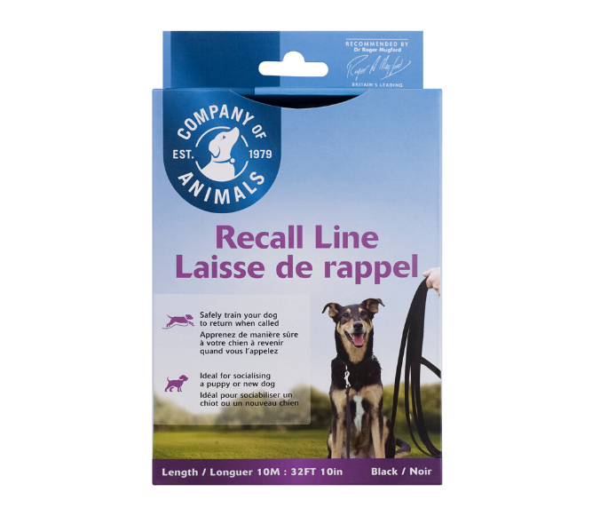Company of Animals Recall Line 5M
