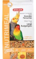 Zolux 800g Bird food - Mix seeds for Large Budgerigars