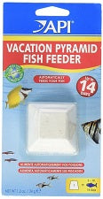 API 14 day Holiday Fish Feeding Block