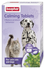 Beaphar Calming Tablets- Dogs & Cats (17110)