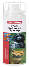 Beaphar Pet Behave Spray 125ml (17832)