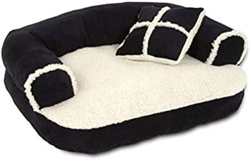 Aspen Pet (cats and small dogs) 20x16 Sofa Bed with Pillow