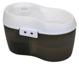 2 Ltr. Cat & Dog H2O White Water Fountain 2 Litre