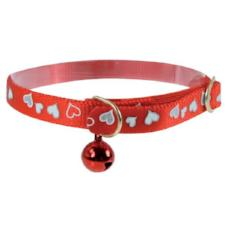 Zolux Reflective Orange Cat Collar with Bell