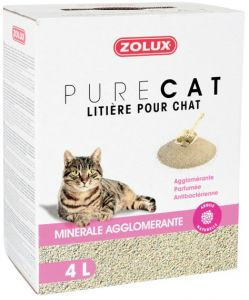 Zolux Purecat Litter 4L