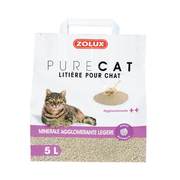 Zolux Purecat Litter 5L