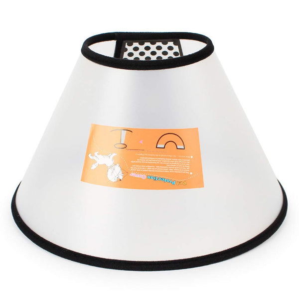 "Pet Cone Neck Circumference 17-25cm (6.7-8.9"") Type 6"