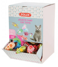 Zolux Cat Toy Mice x 1 Piece