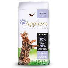Applaws Adult Cat Food - Chicken with Extra Duck 2kg