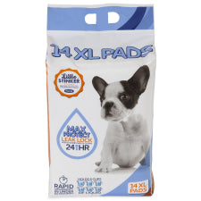 "Little Stinker Puppy Pads 30x30"" 14 Pack (7066015)"