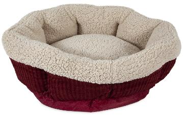 "Aspen 19"" Round Self Warming Pet Bed 80135"