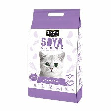 Lavender Soya Clump Cat Litter 7Ltr