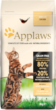 Applaws Adult Cat Food - Chicken 7.5kg