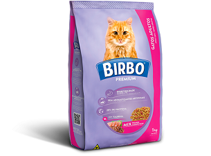 Birbo Cat Dry Premium Mix 1kg
