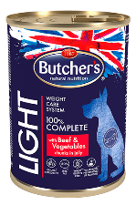 Butcher's Light Chunks in Jelly with Beef and Vegetables 400g