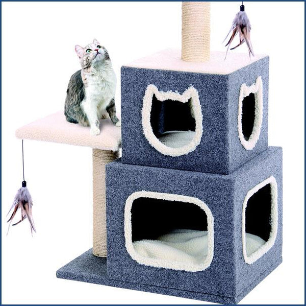 Penn Plax Cat Cube Tower