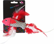 Hem & Boo Fish Cat Toy (CT4783)