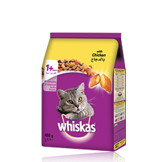 Whiskas® Chicken, Dry 1.2kg