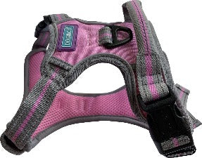 Hem & Boo Small Pink Sports Harness