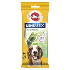 Pedigree Dentastix - Green Tea Daily Dental Care Chews, Medium Dog Treats 10-25kg (pk 7)