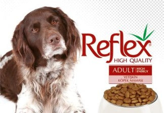 Reflex Dry Dog Food Beef 15kg
