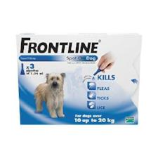 Frontline Spot on for Dogs 10-20kg