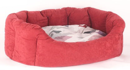 Small Oval Pet Bed 35x45cm