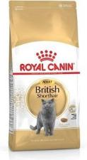 British Shorthair dry cat food