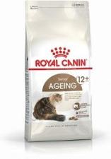Ageing 12+ dry cat food