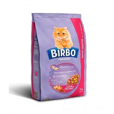 Birbo Cat Dry Meat & Chicken Nuggets 1kg