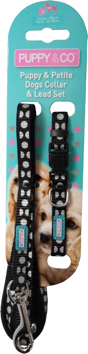 Hem & Boo Small Dog / Puppy Reflective Set (PS3524)