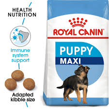 Royal Canin Maxi Puppy 4kg (adult weight of 26-45kg)