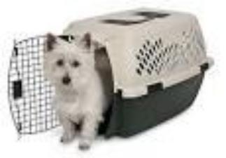 "PetMate RUFF MAX 26"" (not airline approved)"