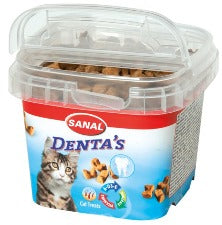 Sanal Cat Denta's in a cup 75g
