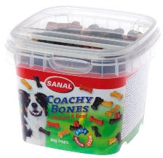 Sanal Dog Coachy Bones 100g
