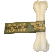 Antos 15cm Pressed Rawhide Bone